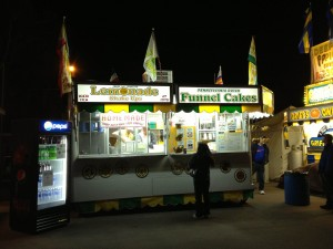 Best Lemonade and Funnel Cake at the Florida Strawberry Festival
