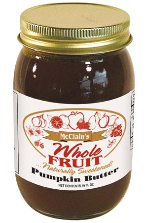 Fall Flavors McClain