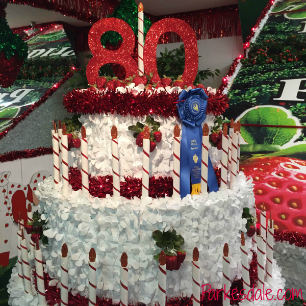 Happy 80th Birthday to the Florida Strawberry Festival!
