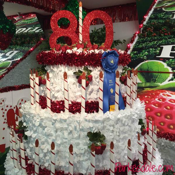 Happy 80th Birthday to the Florida Strawberry Festival!