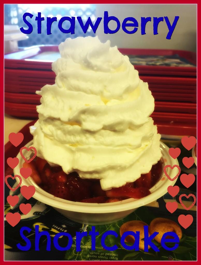 strawberry shortcake 2016